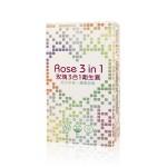 Rose 3 in 1 玫瑰3合1保險套
